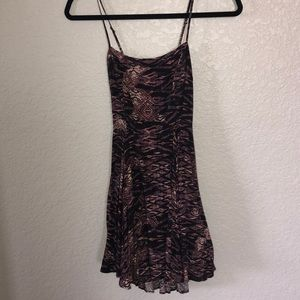 Urban outfitters silence + noise dress